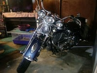 black and gray cruiser motorcycle Los Angeles, 90044