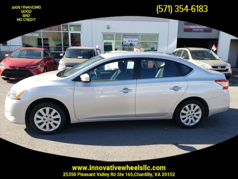 2015 Nissan Sentra for sale 0