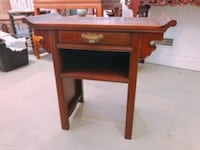 Rosewood Collection Console Table with Drawer Vancouver