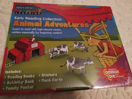 "Newmark Learning Early Reading Collection ""Animal Adventures"""
