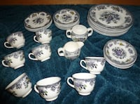 Flint Norsk Egersund Dishes -  36 pieces set  Gerrardstown, 25420
