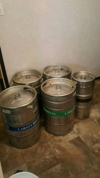 50L Kegs Perfect For Homebrewing!  Sherwood Park, T8H 2V9