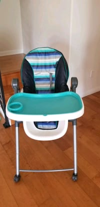 safety brand. Baby high chair