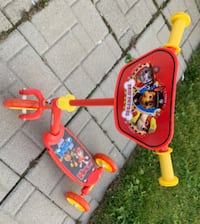 Paw Patrol scooter - 35$ - H1c2c8  Montreal