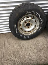 Dodge spare tire with Michelin  Stoney Creek, L8E 1S9