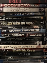 Blu-ray TV & Movies Discs for sale