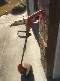 Black and red string trimmer Savannah, 31405
