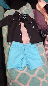 3 piece 12 month polo outfit Lincoln, 68528