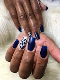 Acrylic Full Set/or manicure Hampton