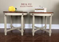 FRENCH COUNTRY SIDE TABLES Toronto