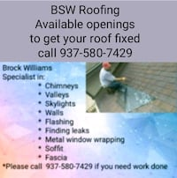 Roof repair Fairborn