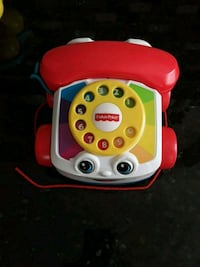 red and white Fisher-Price learning toy Sayreville, 08872