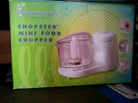 Toast master food processor Sparrows Point, 21219