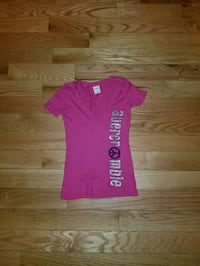 Abercrombie kids shirt size small  Reed, 42451