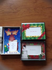 Christmas cards $5 for all  Portage, 46368