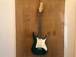 Ibanez RX 240 Electric Guitar Trans Green