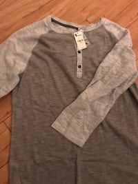 New express men's top 3/4 sleeve with tags Westville, 08093
