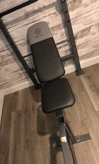 Weight bench Des Moines, 50316