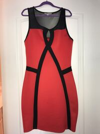 black and red sleeveless dress Myrtle Beach, 29577