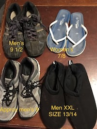 Shoes $1 each Rancho Cordova