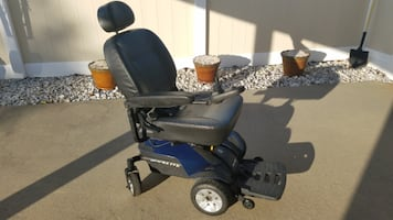 Jazzy Select Elite - Front-Wheel Drive Power Chair