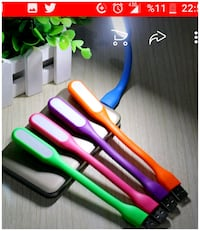 Usb led ışık