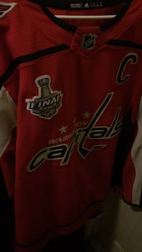 CApitals Jersey  Washington, 20001