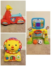 Baby toys $12 each or all 3 for 35 Houston, 77057