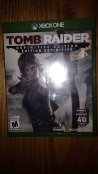 Tomb raider definitive edition  Strathroy-Caradoc, N7G 1M6