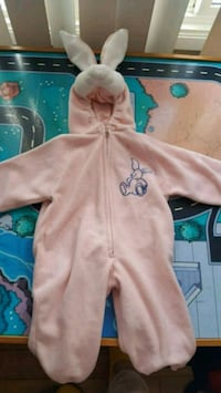 18-24m Toddler Bunny Costume