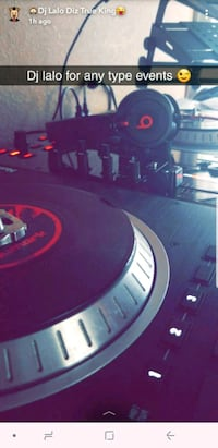 Dj for any type events  South Houston