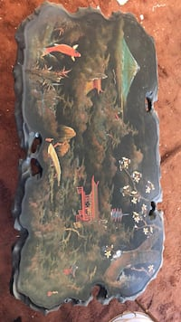 two Matching Japanese hand painted tables Lakewood, 90713