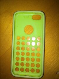 iPhone 5c Green cover