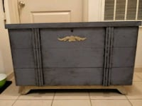 Lane cedar chest refurbished/distressed Gaithersburg, 20877