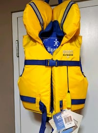 Kids Size Roots Life Jacket Toronto, M4E 3X7