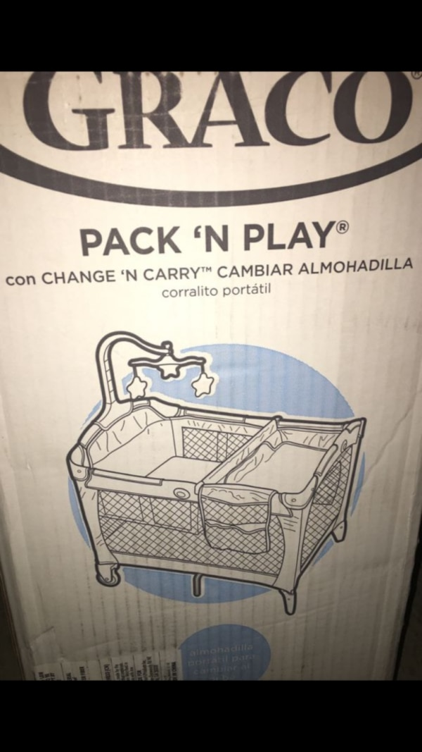 Brand New Pack n Play