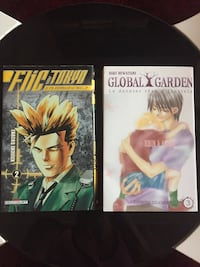 Lot de 2 mangas Freneuse, 78840