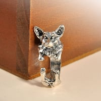 Dog Ring (Corgi - may work for other Breeds to) $5 Ringgold