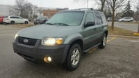 Ford - Escape - 2006 Mississauga, L5N 1A6