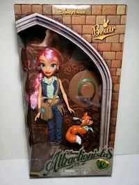 Collectable Disney Park Attractionistas Briar Doll Milwaukee, 53221