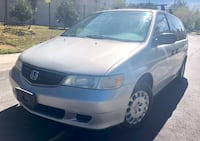 2002 Honda Odyssey - Low Priced Family / Work Van  Silver Spring