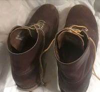 "Red Wing Heritage Round Toe 6"" Work Boots 8196 Brooksville, 34601"
