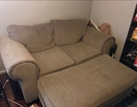 Couch and Ottoman Redford, 48239