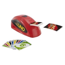 Uno Attack Electronic Rapid Fire game