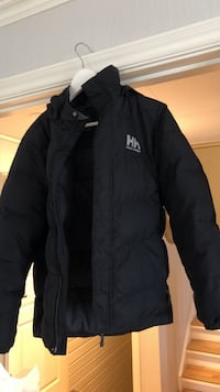 svart North Face zip-up jakke Randaberg, 4070