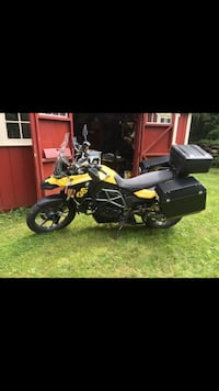 2012 BMW F650GS MOTORCYCLE , 10312