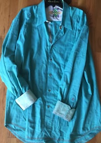Robert Graham Shirts 3XL Ocean