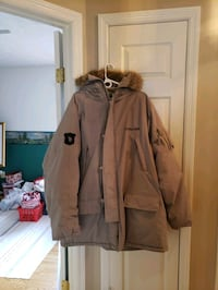 4XL US POLO winter coat Waldorf