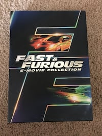 Fast Furious 6 movie collection  Marysville, 95901