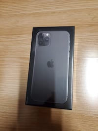 Brand New iPhone 11 Pro - 64GB Space Grey *SEALED*